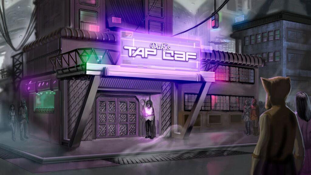 TapCaf Entry